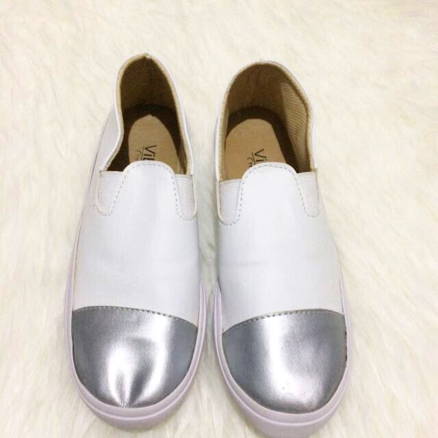White Shoes Brand Lokal Size 36