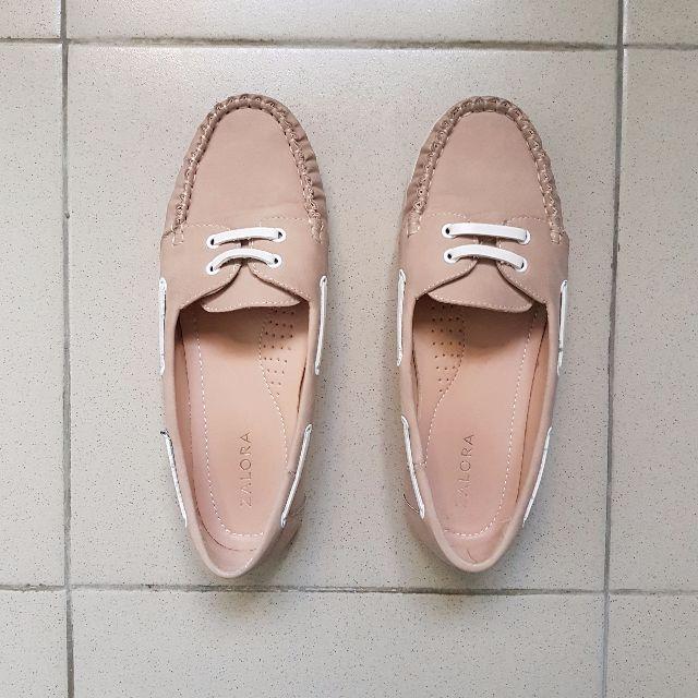 Zalora boat shoes