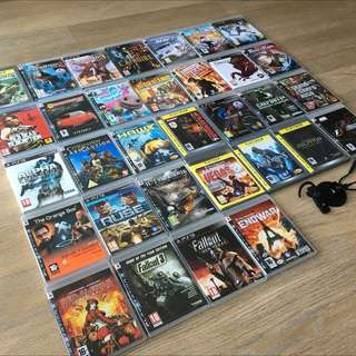 Amazing Video game Collection PS3
