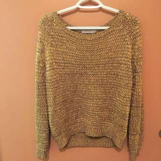 SYLK Knitted Pull over