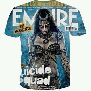 Suicide Squad Cara Empire