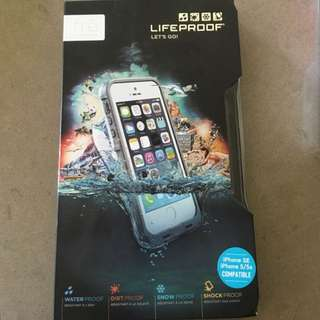 Frē Lifeproof Case for IPhone 5/5s