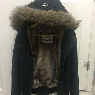 Black Tna Jacket