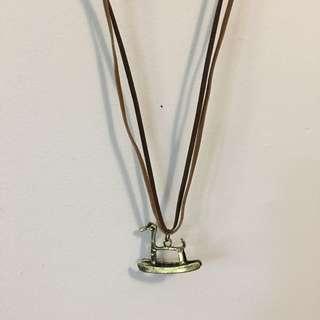 Boho Rocking Horse Necklace