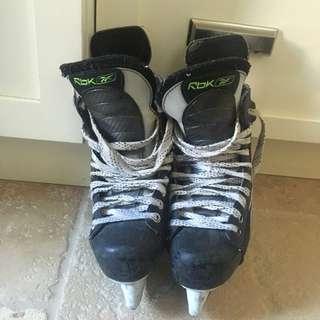 Reebok Pump Hockey Skates