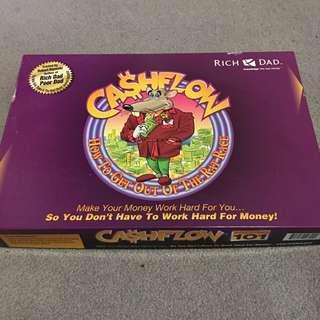 Cash Flow Board Game