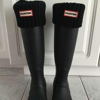 Hunter Boots & Socks!