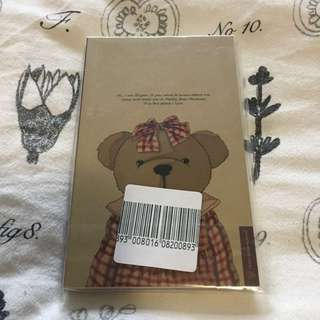 Teddy Bear Museum Notebook