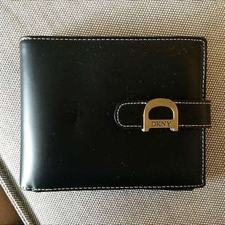 DKNY small-sized wallet
