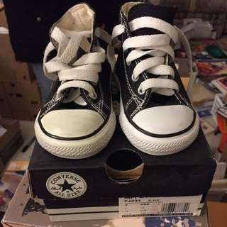 Converse All Star Size 3