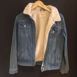 Ghanda Denim/Wool Jacket