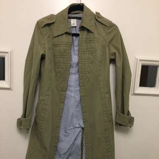 Marc Jacobs Trench Style Jacket