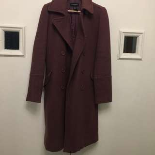 Club Monaco Winter Jacket, Long Coat