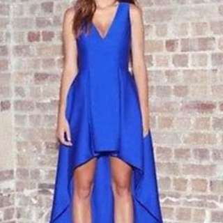 Sheike Monterey Dress Blue