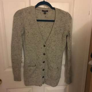 Jacob Button-up Cardigan