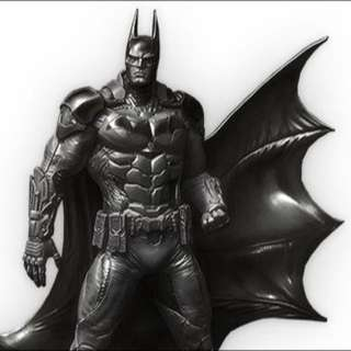 Batman Arkham Knight Limited Edition Batam Statue