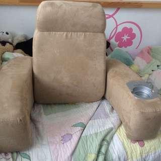 Home Medics Massaging Chair Back