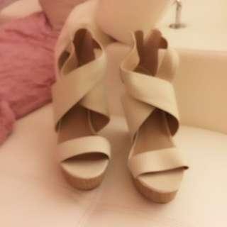 Summer Wedge Sandals