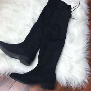 [SIZE 6.5-7] Over the Knee Boots