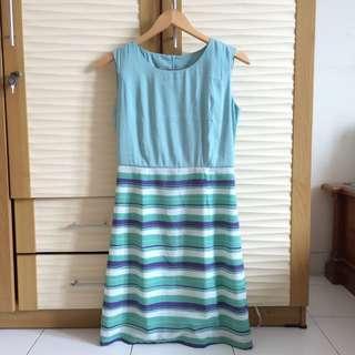 Tosca Stripe Dress