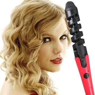 Beauty Magic Hair Styling curler Brush