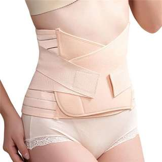 Maternity Postnatal after Birth Support Belt Belly (Double Flap)