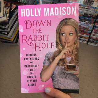 Holly Madison - Down The Rabbit Hole