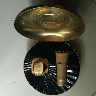 Parfum Paco Rebanne Lady Million
