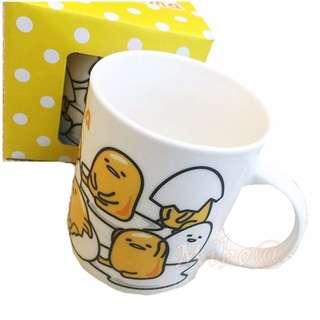 Mibo♥正版蛋黃哥 杯子 馬克杯 咖啡杯 水杯 把手杯 杯子 可微波 盒裝