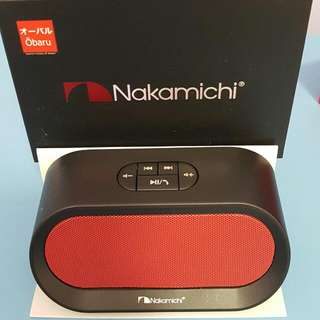 Nakamichi Bluetooth Speaker
