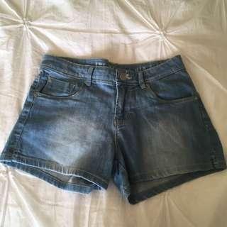 Shorts (Classic High Rise)