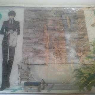 10count 漫畫 BL 城谷 忠臣 黑瀨 陸 周邊 書盒 吊飾 筆記本 書套 海報 桌曆 寶井理人