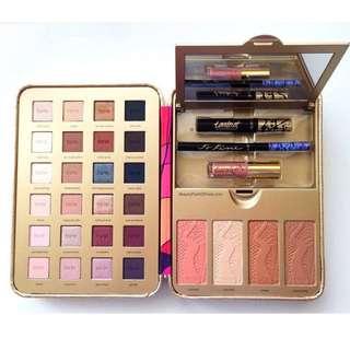 Tarte pretty Paintbox Collectors Makeup Case