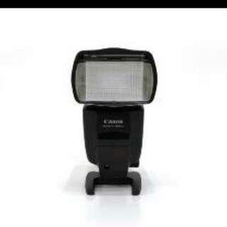 Canon 580EX Fresh閃光燈租用