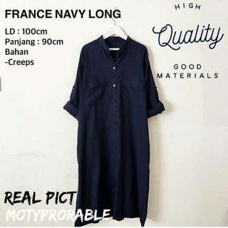 Navy Long France