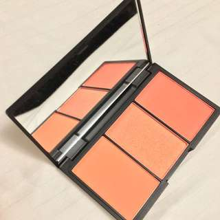 Sleek Blush By 3 Palette Lace 367
