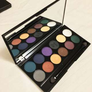 Sleek Eye Shadow Palette Ultra Mattes V2