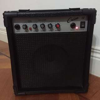 Casino 12W Guitar Amplifier with Overdrive
