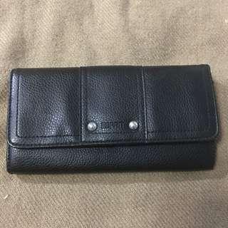AUthentic Leather ESPRIT LONG WALLET