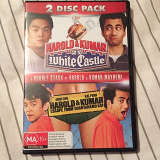 DVD: Harold And Kumar