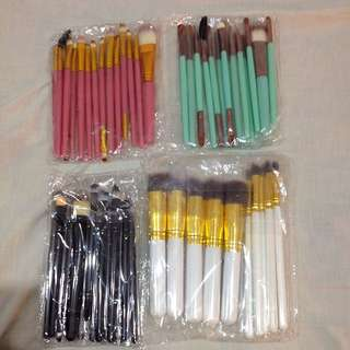 Brush Sets And Sponges