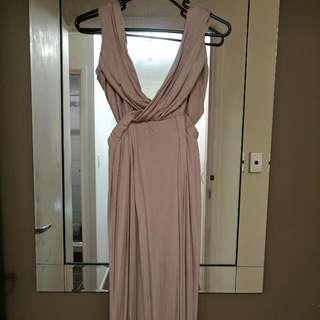 Goddess Style Maxi Dress