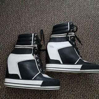 DKNY High Top Sneakers