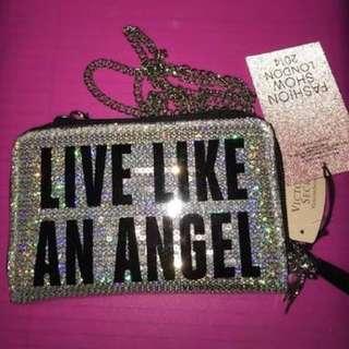 BNWT Victoria Secret Mini Bag With iPhone Holder