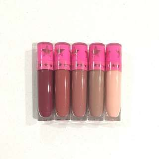 💄Brand New Jeffree Star Lipsticks! 💄