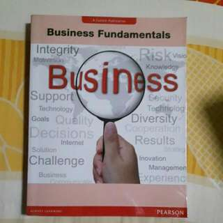 [ PENDING ] 📕business fundamentals📕