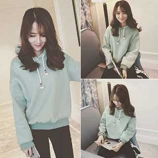 <PO> Candy Colored Causal Pullover