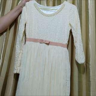 Sweet Long Dress