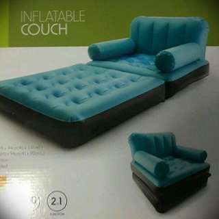 Inflatable fold Out Couch