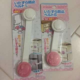 Sanrio Drawer Lock